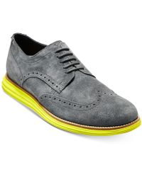 Cole Haan - Original Grand Wing Oxfords - Lyst