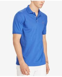 d0fac3c0040195 Polo Ralph Lauren - Men s Big   Tall Classic-fit Soft-touch Polo -