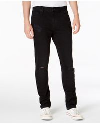 American Rag - Shadow Slim-fit Stretch Destroyed Jeans, Created For Macy's - Lyst