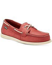 Eastland - Seaquest Boat Shoes - Lyst
