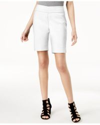 INC International Concepts - I.n.c. Stud-trim Bermuda Shorts, Created For Macy's - Lyst