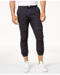 American Rag | Men's Classic-fit Stretch Utility Joggers | Lyst