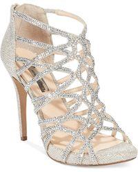 INC International Concepts - Sharee2 High Heel Evening Sandals - Lyst