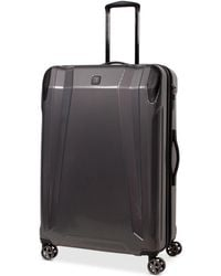 """Revo - Apex 29"""" Expandable Hardside Spinner Suitcase - Lyst"""