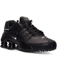 422c447bf66 Nike - Shox Nz Eu Running Sneakers From Finish Line - Lyst