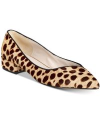 Kenneth Cole - Camelia Flats - Lyst