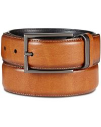 Alfani - Men's Feather-edge Belt - Lyst