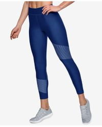 Under Armour - Heatgear® Compression Ankle Workout Leggings - Lyst