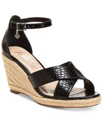 Nanette Lepore - Nanette By Quirky Wedge Sandals, Created For Macy's - Lyst