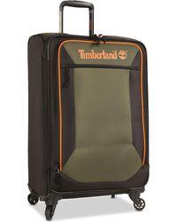 "Timberland - Campton 24"" Lightweight Spinner Suitcase - Lyst"
