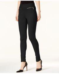 INC International Concepts - Seamed Skinny Pants - Lyst