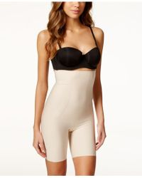 Spanx - Thinstincts Firm Control High-waist Shaper Shorts 10006r - Lyst