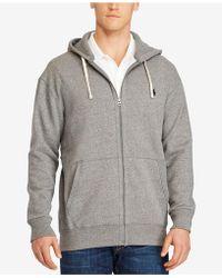 Polo Ralph Lauren | Big And Tall Hoodie, Classic Fleece Hoodie | Lyst