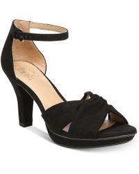 Naturalizer - Dawson Dress Sandals - Lyst