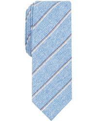 Original Penguin - Behr Stripe Skinny Tie - Lyst