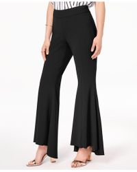 INC International Concepts - Flared High-low Pants - Lyst