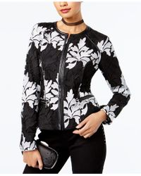 INC International Concepts - Lace Jacket - Lyst