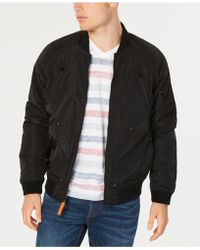 American Rag - Montrose Bomber Jacket, Created For Macy's - Lyst