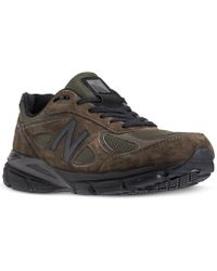 New Balance - Men's 990 V4 Running Sneakers From Finish Line - Lyst
