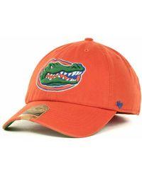 47 Brand - Florida Gators Franchise Cap - Lyst