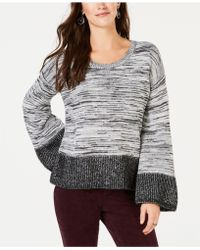 Style & Co. - Petite Colorblock Boxy Pullover Jumper, Created For Macy's - Lyst