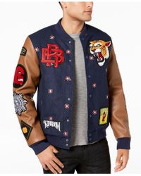 Reason - Kingdom Varsity Jacket - Lyst