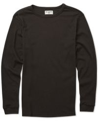 Billabong - Essential Thermal Shirt - Lyst