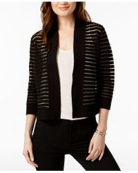 Kasper - Illusion Cardigan - Lyst