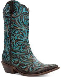 Patricia Nash - Bergamo Tall Boots - Lyst