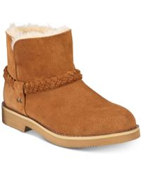 Style & Co. - Kaii Cold-weather Ankle Booties, Created For Macy's - Lyst
