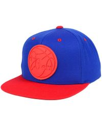 on sale a3b04 7aee2 ... coupon code mitchell ness philadelphia 76ers rubber weld snapback cap  lyst 35073 69956