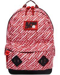 Superdry - Montana Logo-print Backpack - Lyst