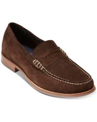 Cole Haan - Pinch Grand Casual Penny Loafers - Lyst