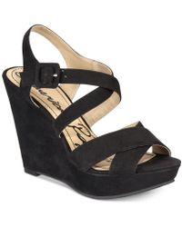 American Rag - Rachey Platform Wedge Sandals, Created For Macy's - Lyst
