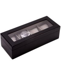 Bey-berk - Cherry Wood Four-watch Box - Lyst