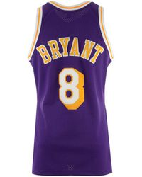3ed7a126c Mitchell   Ness - Kobe Bryant Los Angeles Lakers Authentic Jersey - Lyst