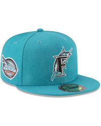 3cf2f46504d Lyst - Ktz Ultimate Patch Collection World Series 2.0 59fifty Fitted ...