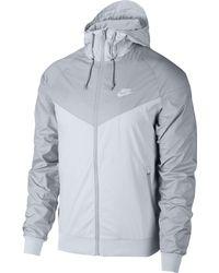 Nike - Windrunner Colorblocked Jacket - Lyst