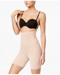 Spanx - Extra-firm Control High-waisted Thigh Slimmer Ss1915 - Lyst