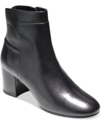 Cole Haan - Arden Grand Booties - Lyst