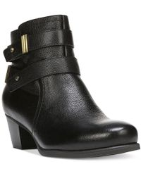 Naturalizer - Kepler Ankle Booties - Lyst
