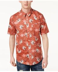 American Rag - Shadow Palms Shirt, Created For Macy's - Lyst