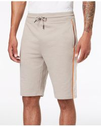 INC International Concepts - Side Striped Shorts, Created For Macy's - Lyst