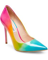 Steve Madden - Zaney Rainbow Court Shoes - Lyst