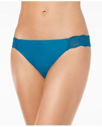 B.tempt'd - By Wacoal B. Bare Thong 976267 - Lyst