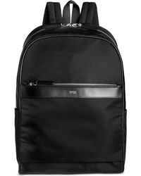 BOSS - Men's Digital Light Dome Backpack - Lyst