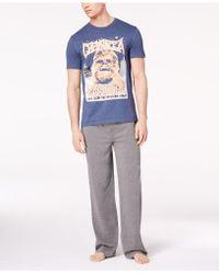Bioworld - Chewbacca Pajama Set - Lyst