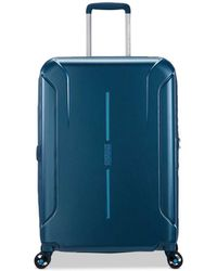 """American Tourister - Technum 20"""" Hardside Carry-on Spinner Suitcase - Lyst"""