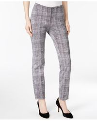 Alfani - Hollywood Skinny Pants - Lyst