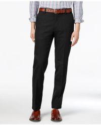 Dockers - Men's Signature Slim-fit Stretch Flat Front Khakis - Lyst